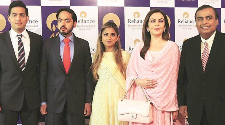 Reliance, Reliance Industries, RIL shareholders, RIL, market capitalisation, ril market capitalisation, business news