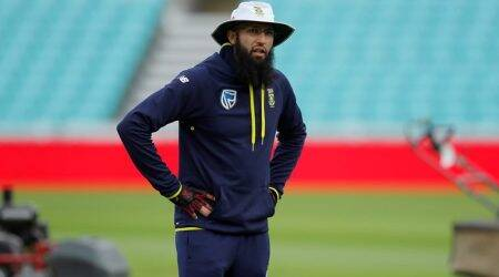 Josh Hazlewood keen to keep the wood on Hashim Amla