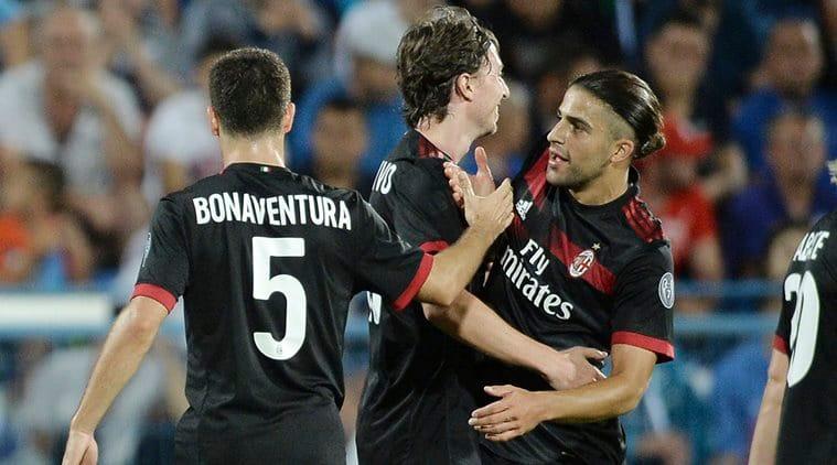 AC Milan, Ricardo Rodriguez, CSU Craiova, Rivaldinho, Wayne Rooney, Everton, Rooney Everton, football news, sports news, indian express
