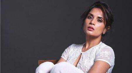 Richa Chadha says nothing going on between her and Angad Bedi