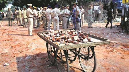Trilokpuri riot accused had stones ready at home, says chargesheet, 3 yearson
