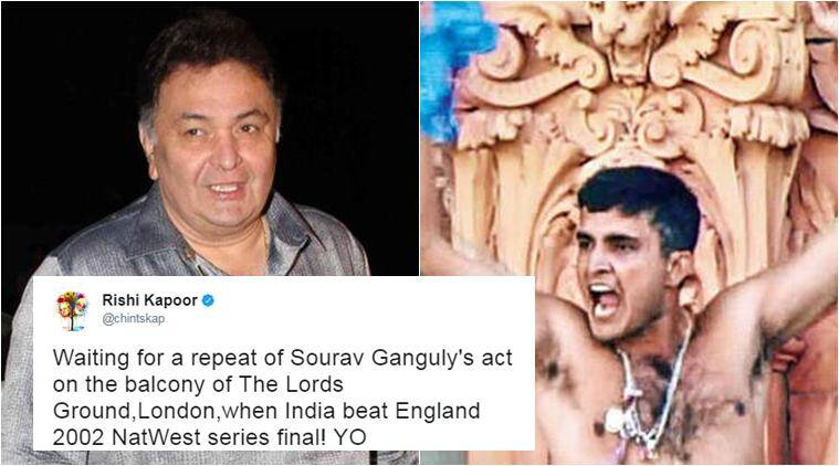 Twitter Users Raged Over Rishi Kapoor's Cheap Tweet on Women Cricket Team