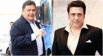 Govinda thanks Rishi Kapoor for his concern over Jagga Jasoos incident