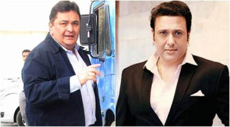 Govinda thanks Rishi Kapoor for his concern over Jagga Jasoos incident, says good blood never speaks wrong