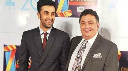 Ranbir Kapoor on Rishi Kapoor health