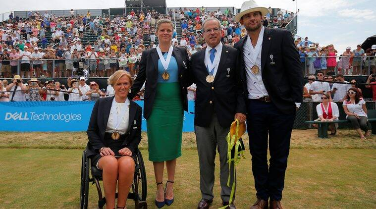 Roddick, Clijsters Among Five Inducted Into Tennis Hall of Fame Saturday