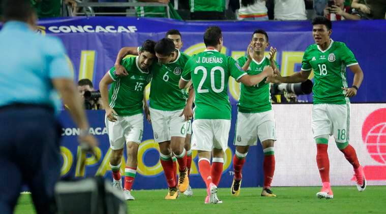 ff6e36c9a5d Early Rodolfo Pizarro goal gives Mexico 1-0 win over Honduras ...