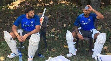 India tour of Sri Lanka 2017: Ahead of warm-up match team India sweats it out at the nets, watch video