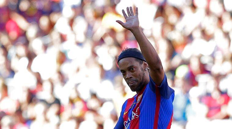 ronaldinho, barcelona legends, ronaldinho videos, football news