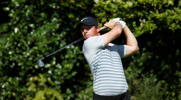 The Open: Schwartzel tees off alongside Johnson, McIlroy