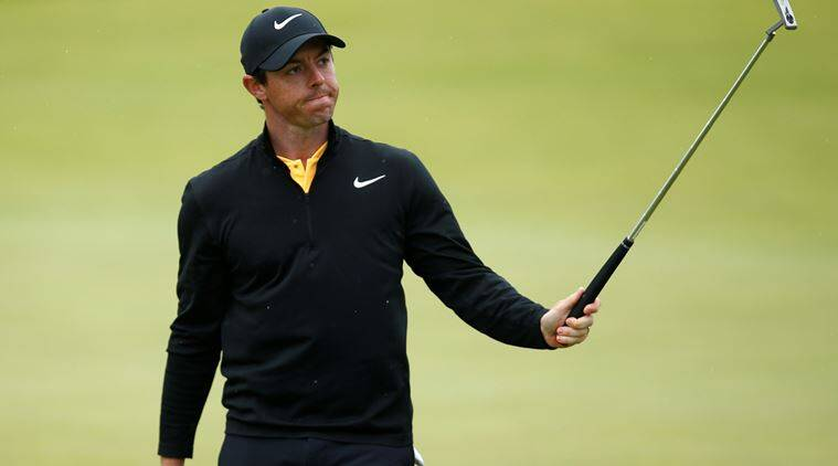 Rory McIlroy, British Open, Indian Express