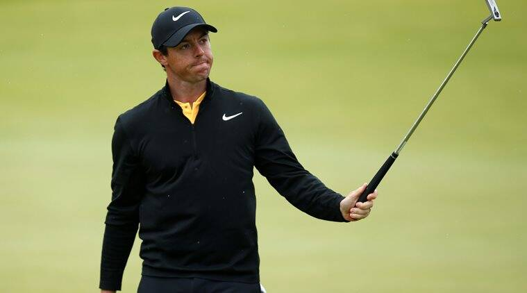 Rory McIlroy, golf, Indian Express