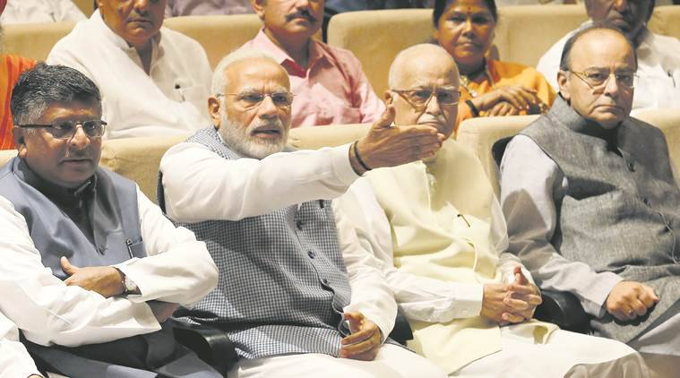 Rajya sabha, parliament, Narendra Modi, BJP MP, Ram Nath Kovind, india news, indian express news