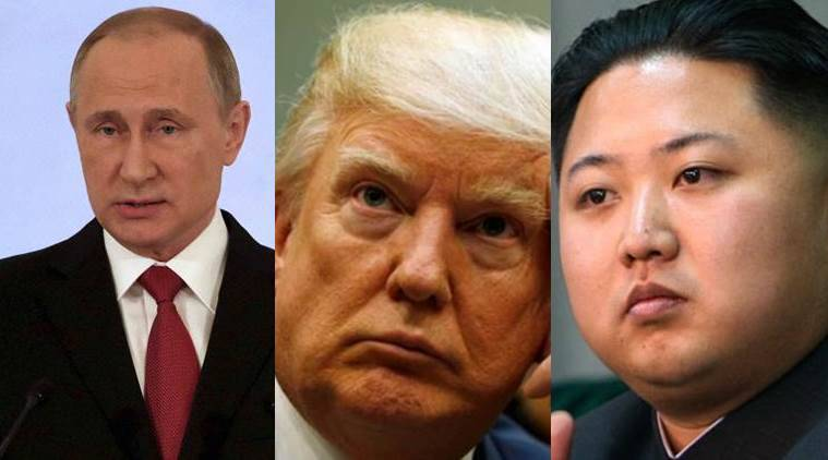 Vladimir Putin, North Korea, North Korea and Donald Trump, Donald Trump news, Donald Trump and Vladimir Putin, International news, world news, Latest news,