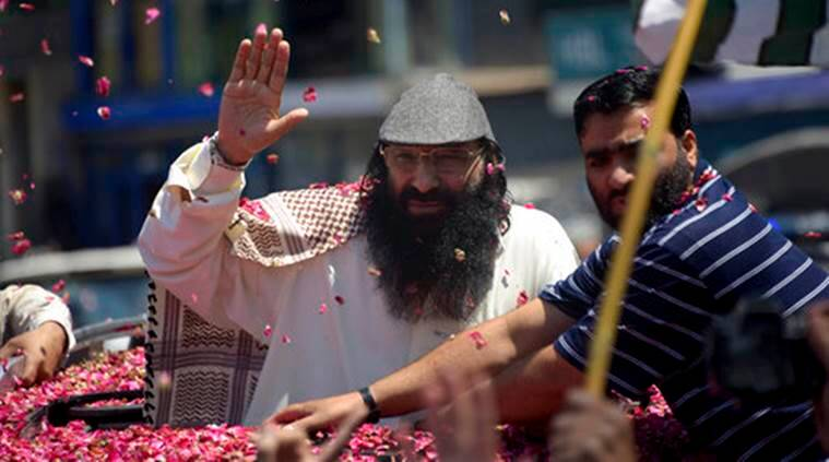 Hizbul Mujahideen, Syed Salahuddin, Syed Salahuddin Kashmir, Salahuddin Kashmir, Kashmir Syed Salahuddin, Hizbul Mujahideen Chief Kashmir, Kashmir Hizbul Mujahideen Chief, India News, Indian Express, Indian Express News