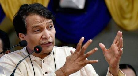 Suresh Prabhu should resign if an iota of morality left in him: Congress