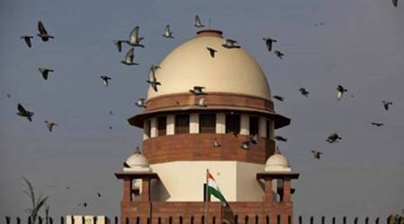 Supreme Court, Aadhaar Act, SC, M P Sharma, Kharak Singh, SC Ruling, India News, Indian Express, Indian Express News