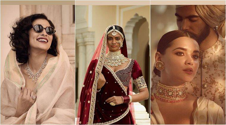 sabyasachi, sabyasachi jewellery, sabyasachi autumn winter collection, sabyasachi diamond jewellery, sabyasachi fine and heritage jewellery, fashion news, lifestyle news, indian express,