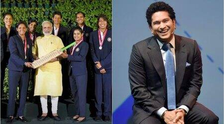 Sachin Tendulkar echoes PM Narendra Modi's views on India women's cricket team