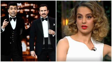 Saif Ali Khan pens an open letter on IIFA 2017 'Nepotism rocks' gag: I called Kangana Ranaut, apologised personally