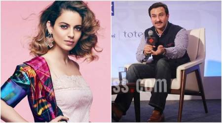 Kangana Ranaut's open letter to Saif Ali Khan: There is no need to get defensive about one's choices