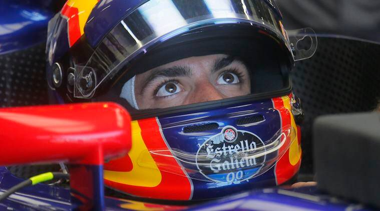 Carlos Sainz, Toro Rosso, Christian Horner, Red Bull, Austrian Grand Prix, Formula one, motor sports news, sports news, indian express