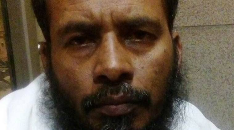 Suspected LeT operative Saleem Khan