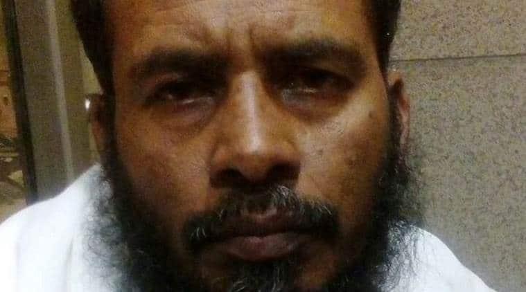 saleem khan, lashkar e taiba, let terrorist arrested, mumbai airport, anti terrorism squad, uttar pradesh ats, maharashtra, militant, indian express