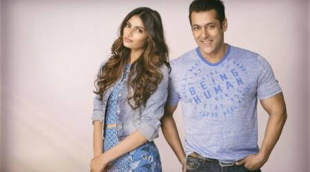 Mubarakan actor Athiya Shetty: Salman Khan is my mentor and I want to make him proud