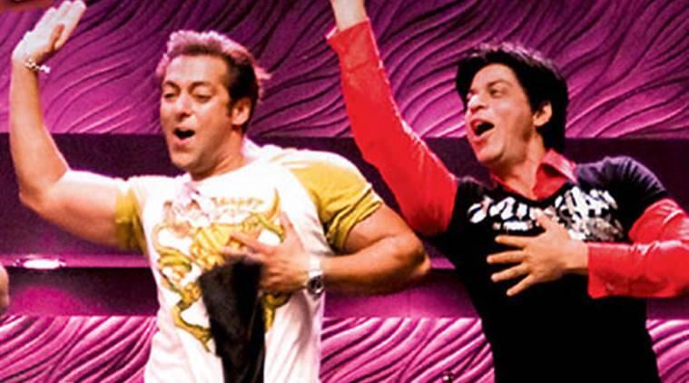 Salman Khan, Shah Rukh Khan, Aanand L Rai film, srk salman dance, srk Aanand L Rai film salman, srk a salman srk film