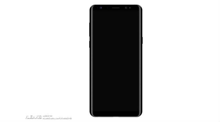 Samsung Galaxy Note 8, Samsung Galaxy Note 8 features, Samsung Galaxy Note 8 render, Samsung Galaxy Note 8 leak, Samsung Galaxy Note 8 specifications