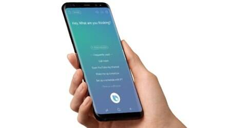 Samsung rolling out Bixby voice support starts to Galaxy S8, S8+ in the US