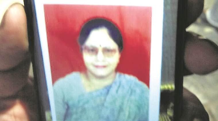Murder caught on call, Sangita Bansal Shakarpur Killing, Crimes in Delhi, Delhi Crime News, Indian Express News, Delhi Latest News