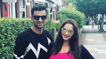 Sania Mirza goes out and about in London with husband Shoaib Malik; chills with Zaheer Khan, Ashish Nehra, see pics