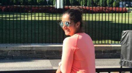 Citi Open: Sania Mirza pays the White House a visit