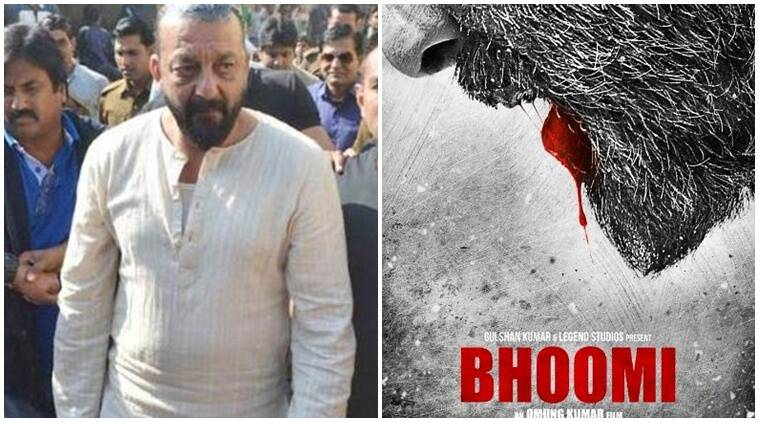 'Bhoomi' First Look Shows Sanjay Dutt in Bloodied Avatar