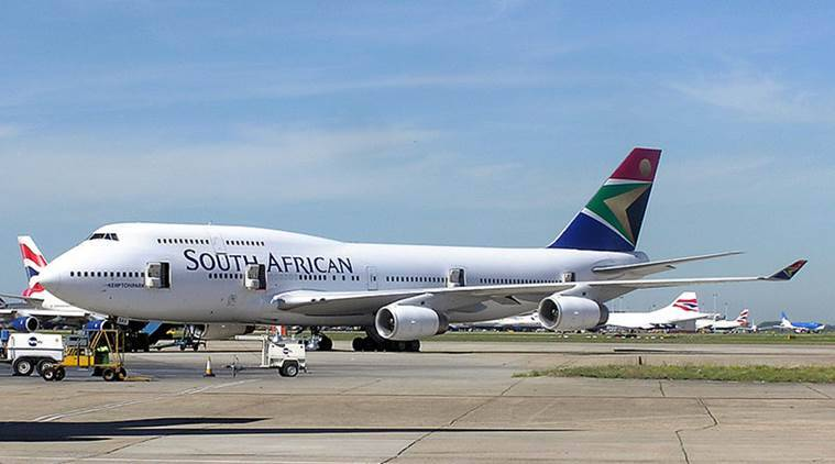 South Africa, South Africa Airlines, SAA, South Africa Government, World News, Latest World News, Indian Express, Indian Express News