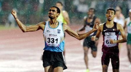 Asian Athletics Championships: Shy boy Ajay Kumar is the runaway hit