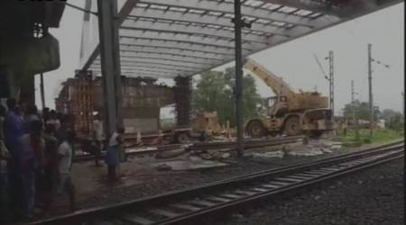 Bihar: Two killed, five injured as part under-construction railway over-bridge collapses