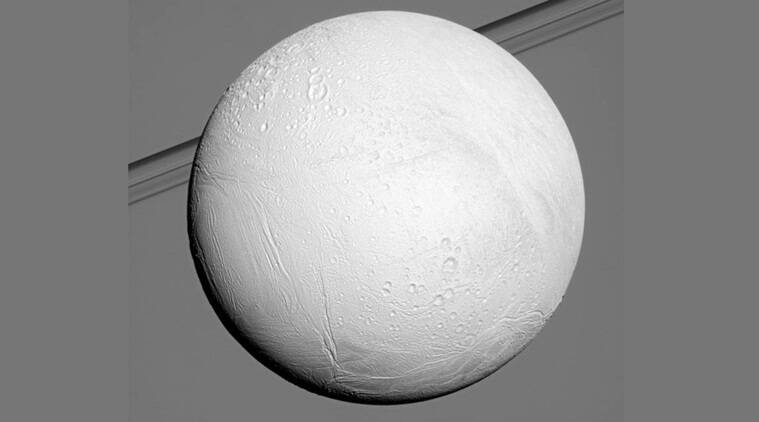 NASA, Saturn, Saturn's moon, Saturn's moon Enceladus, methanol around Saturn moon, methanol around Enceladus, alien life, astronomy, astronomer, science, Science news