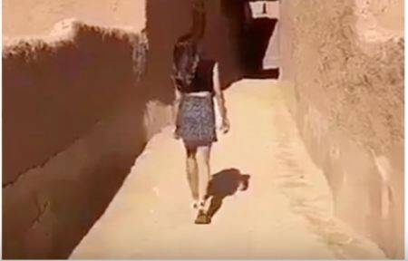 Saudi girl's online post in miniskirt draws conservative ire