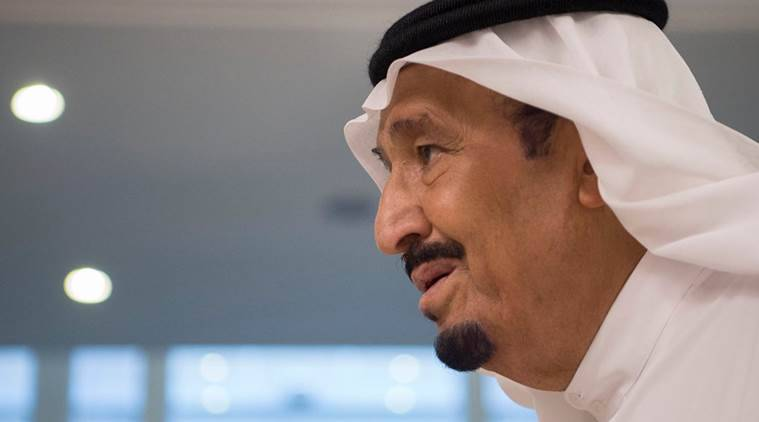 Saudi king overhauls security services after royal shake-up