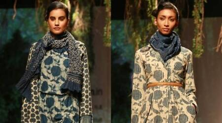 Know the type of fabrics for scarves during monsoon