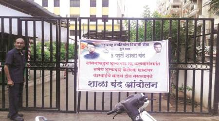Against 'repeated fee hikes': Vibgyor School forced to announce day off as activists lock upschools