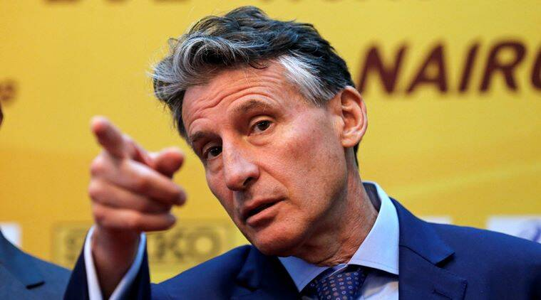Sebastian Coe, International Association of Athletics Federations, Mo Farah, Julius Yego, Asbel Kiprop, Athletics news, sports news, indian express