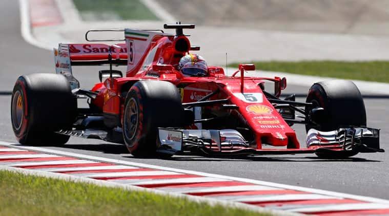Formula One, Sebastian Vettel, Hungarian Grand Prix