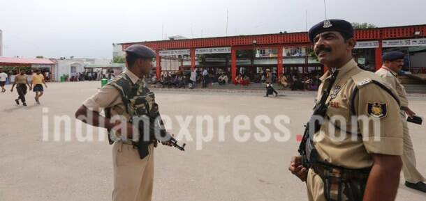 amarnath base camp, base camp, Amarnath pilgrims, Amarnath terror attack, terror attack, yatra camps, Shri Amarnathji Shrine Board, SASB, Indian express news