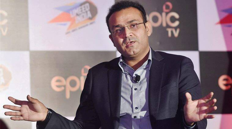 British Journalist Tries To Troll Sehwag On Twitter, Gets Trolled Himself