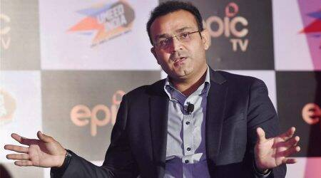 I tweet what I like, I don't bother what people think about it: Virender Sehwag