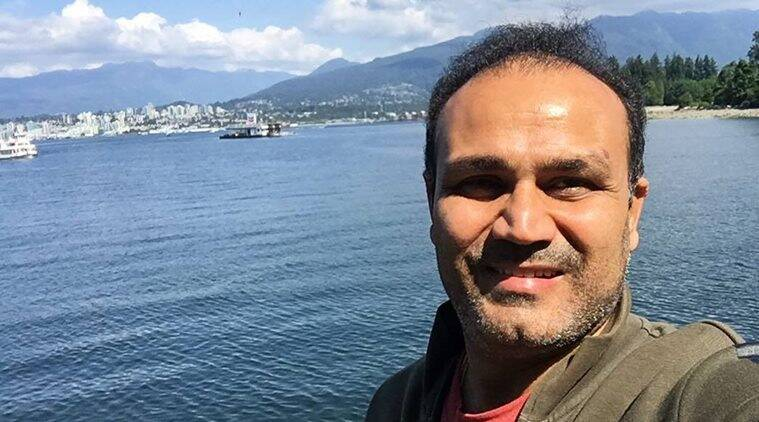 virender sehwag, virender sehwag canada, ravi shastri, india coach, virender sehwag instagram, tennis news, sports news, indian express